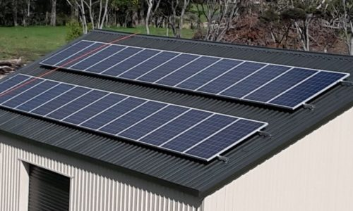 6kW Off Grid Lifestyle